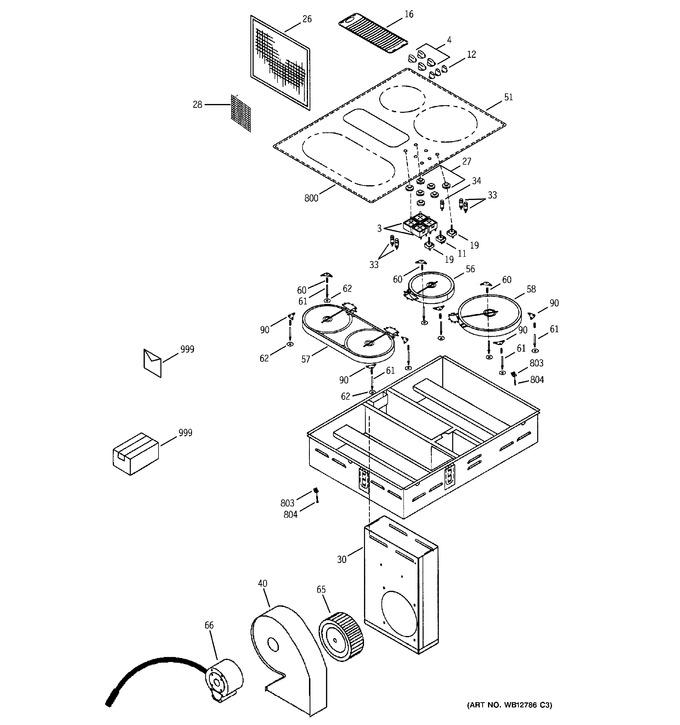 Diagram for JP989BD6BB