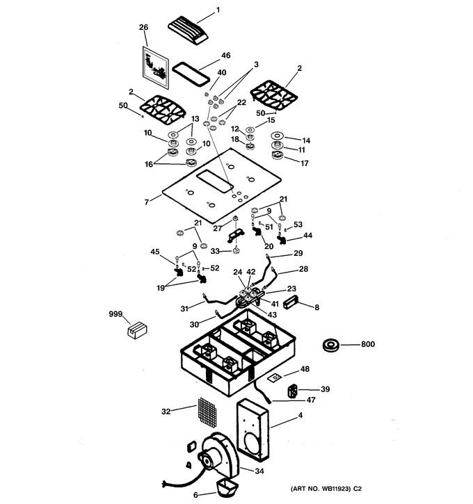 Diagram for JGP989BC1BB