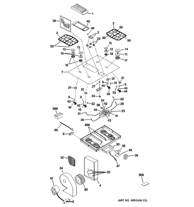 Diagram for JGP989KK1CC